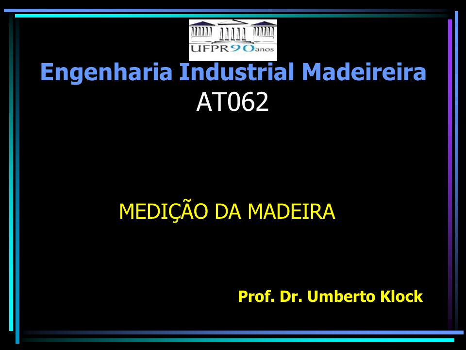 Engenharia Industrial Madeireira AT062