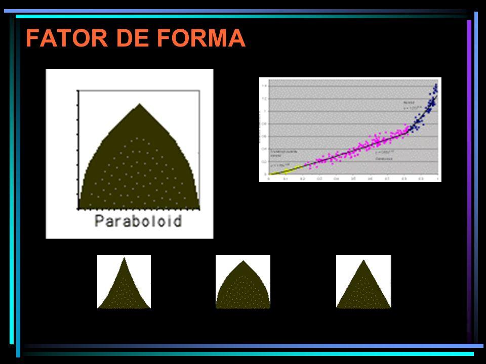 FATOR DE FORMA