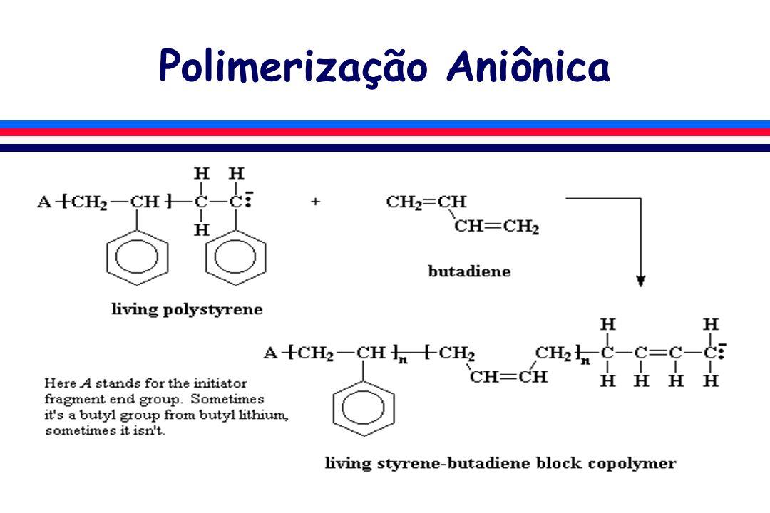 Polimerização Aniônica