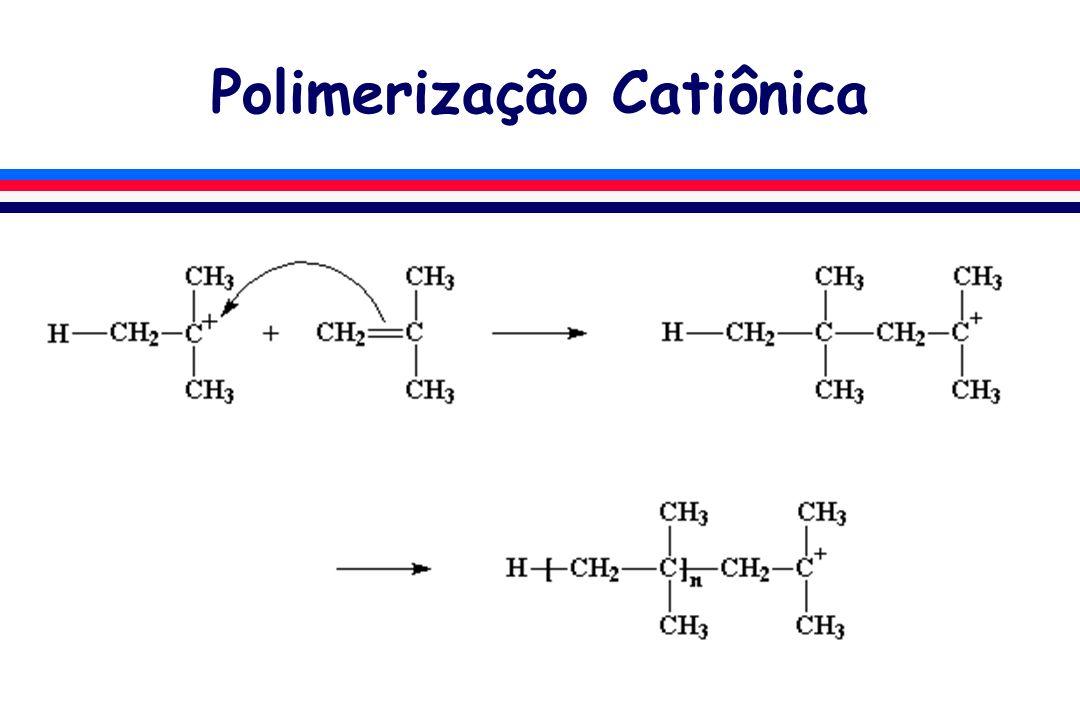 Polimerização Catiônica