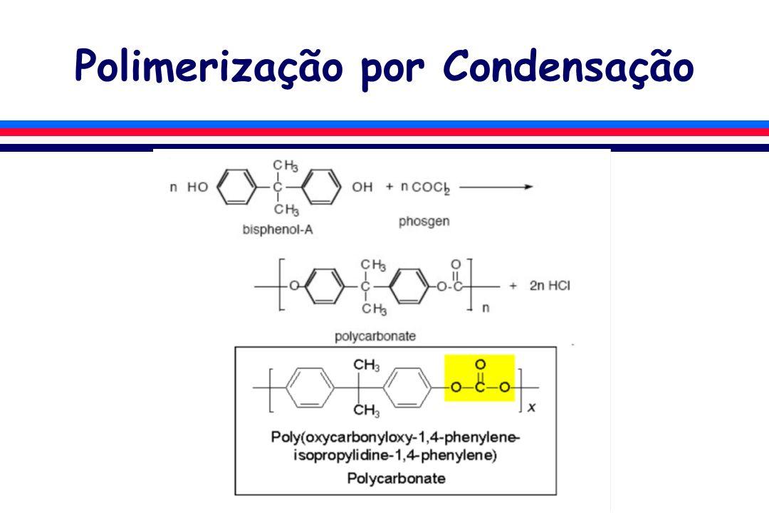 Polimerização por Condensação