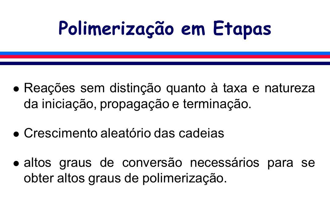 Polimerização em Etapas