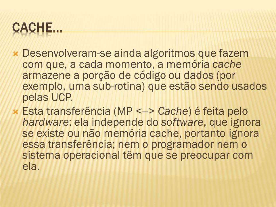 Cache...
