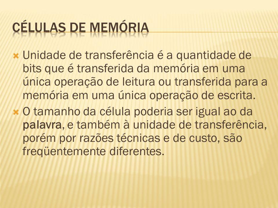 Células de memória