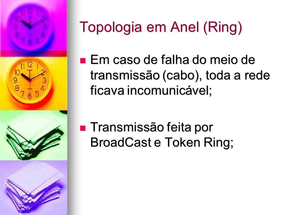 Topologia em Anel (Ring)