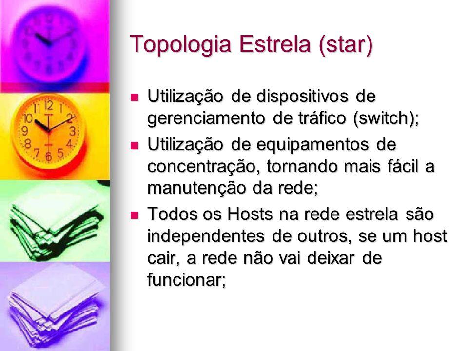 Topologia Estrela (star)