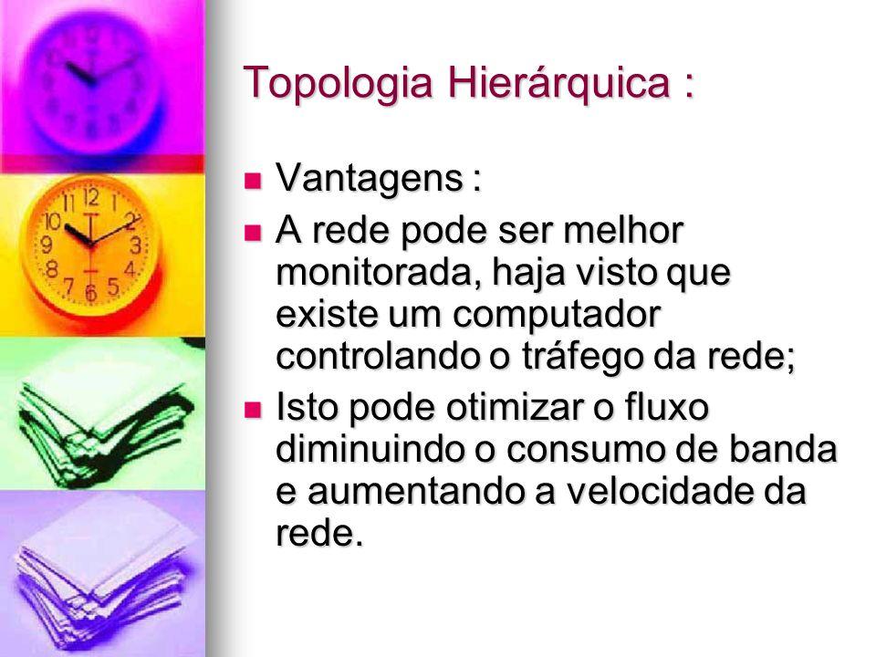 Topologia Hierárquica :