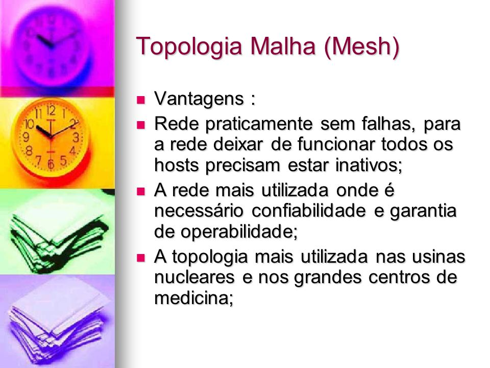 Topologia Malha (Mesh)