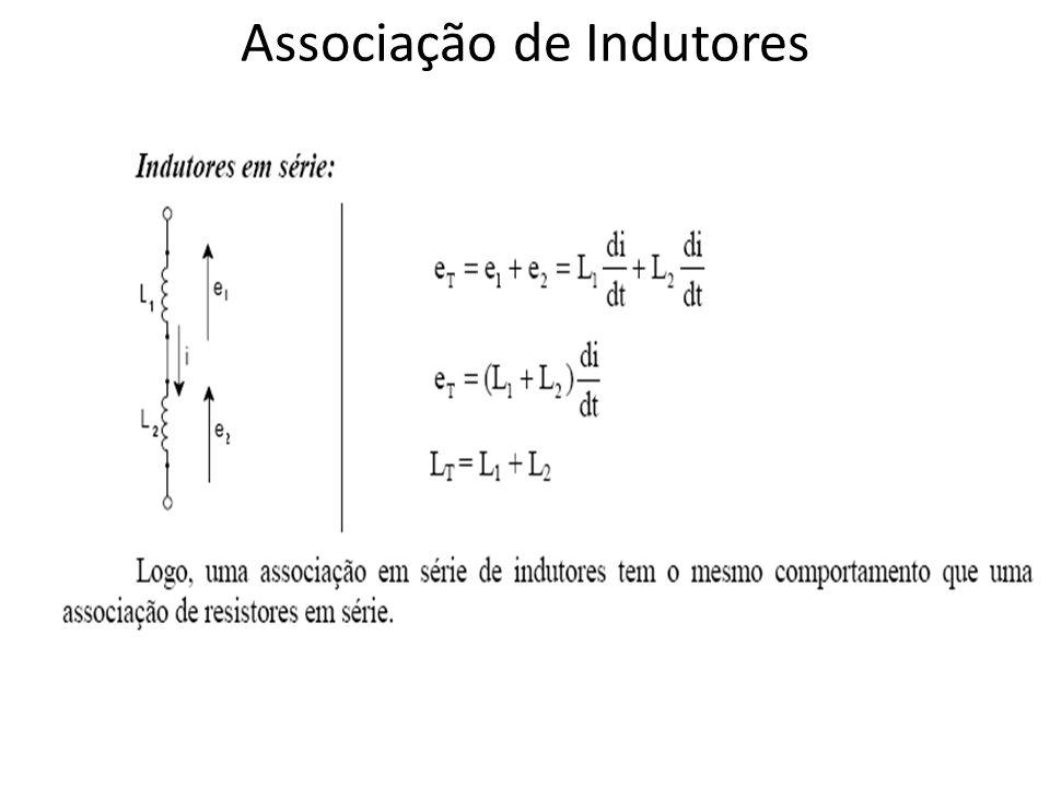 Associação de Indutores