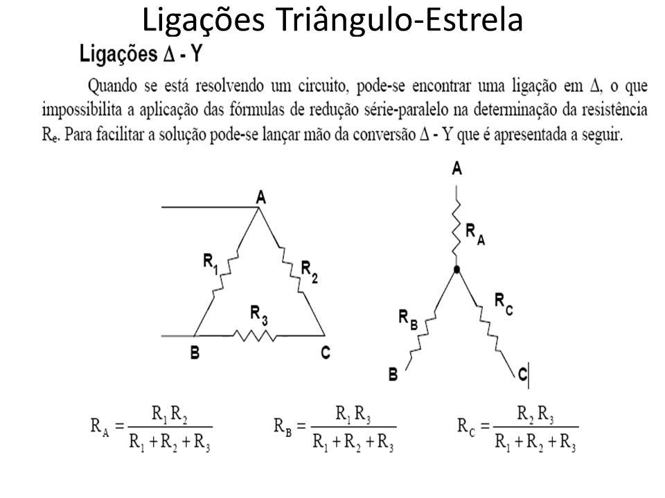Ligações Triângulo-Estrela