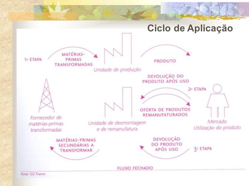 Ciclo de Aplicação