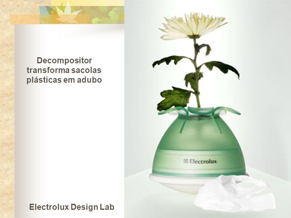 Decompositor transforma sacolas plásticas em adubo