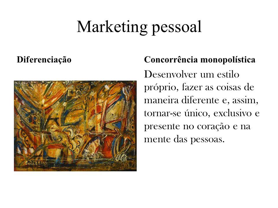 Não Posso Resolver As Coisas: Marketing Pessoal O Mundo Já Foi Assim Hoje O Mundo é