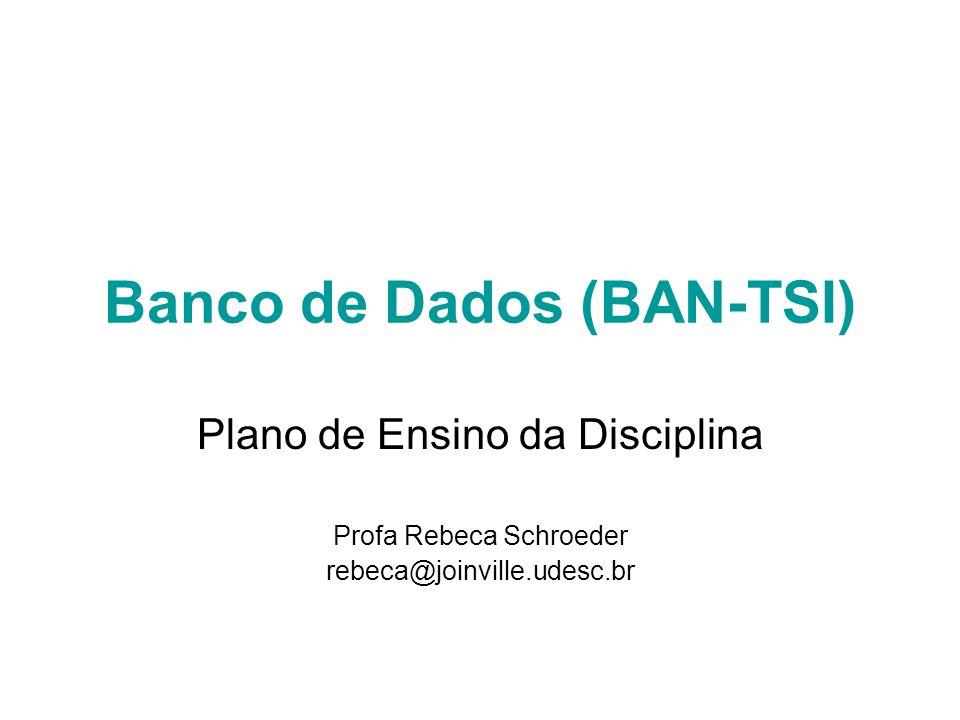 Banco de Dados (BAN-TSI)