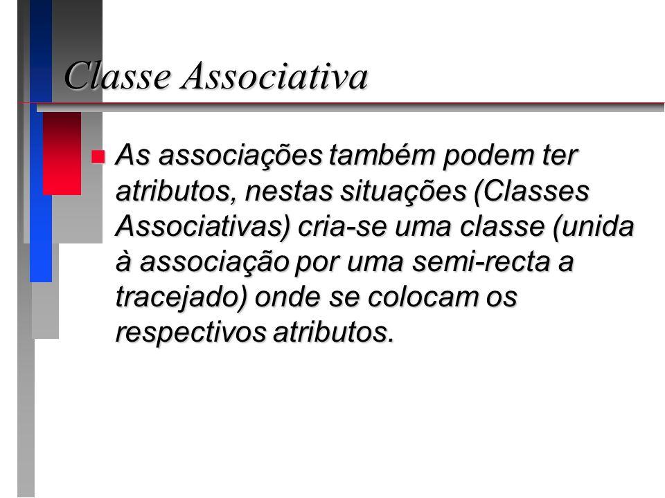 Classe Associativa
