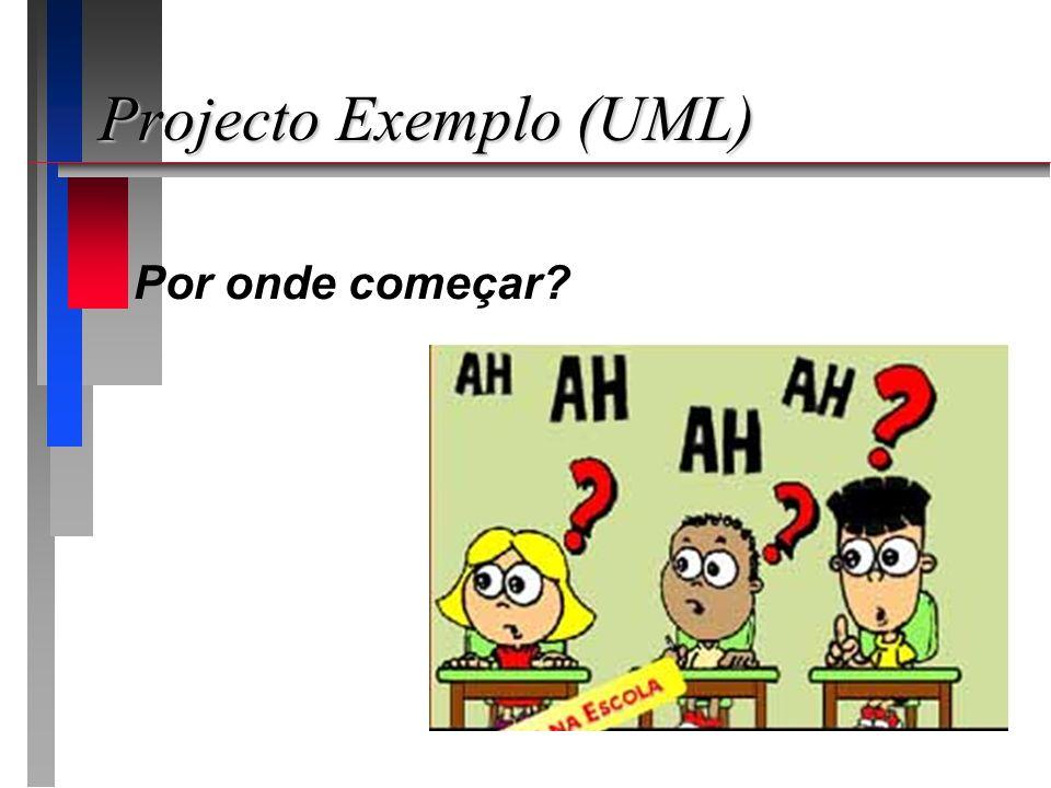 Projecto Exemplo (UML)