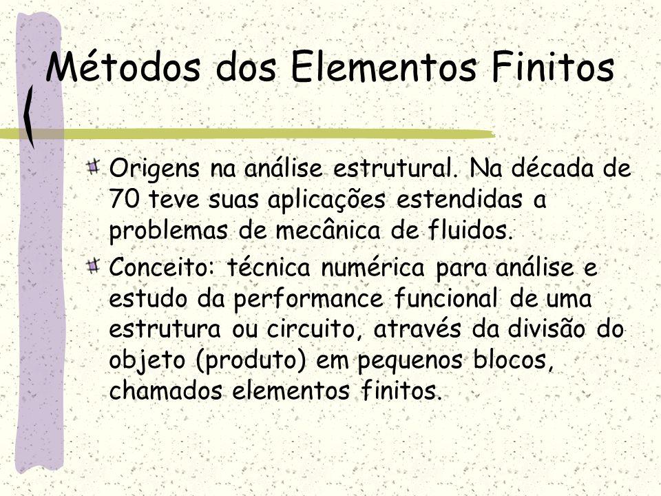 Métodos dos Elementos Finitos