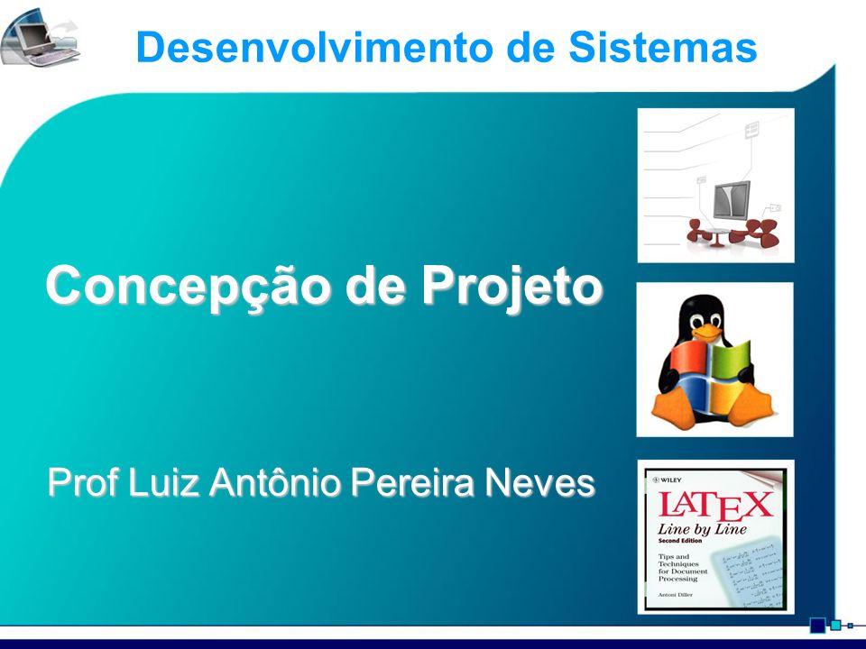 Prof Luiz Antônio Pereira Neves