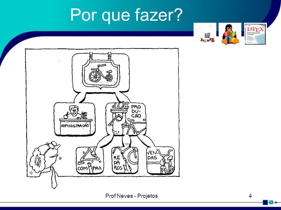 Por que fazer Prof Neves - Projetos