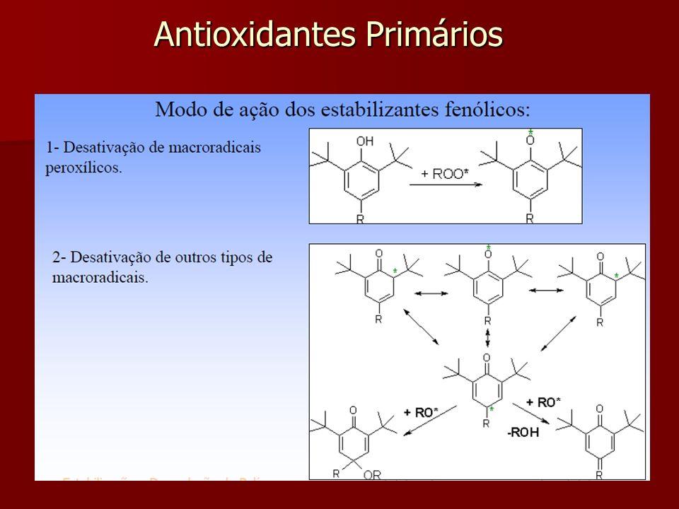 Antioxidantes Primários