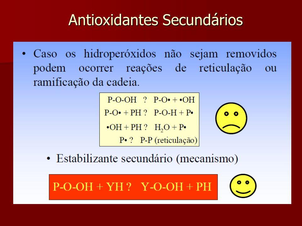 Antioxidantes Secundários
