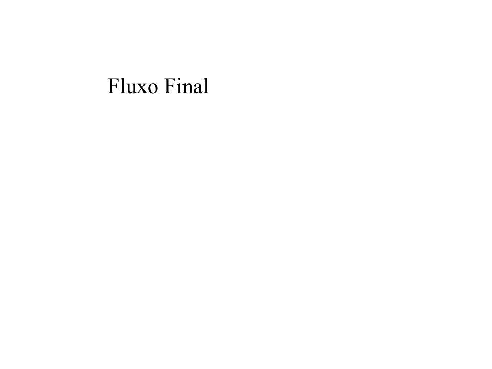 Fluxo Final