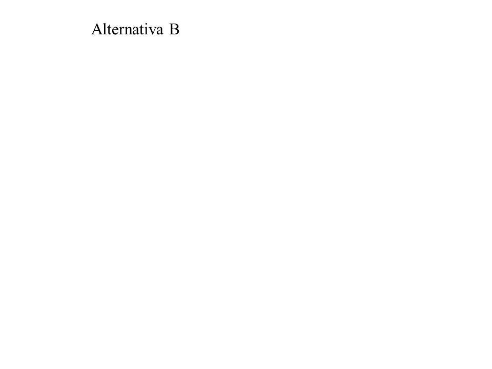 Alternativa B