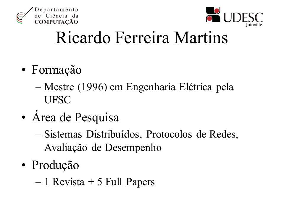 Ricardo Ferreira Martins