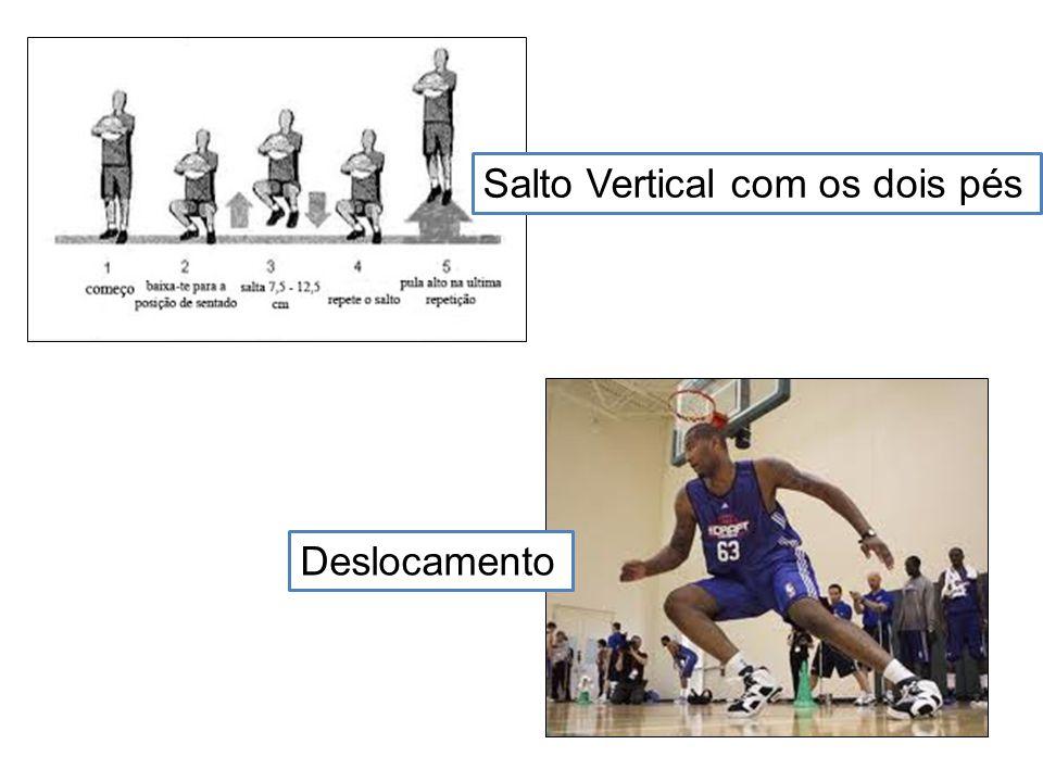Salto Vertical com os dois pés