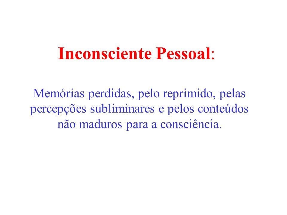 Inconsciente Pessoal: