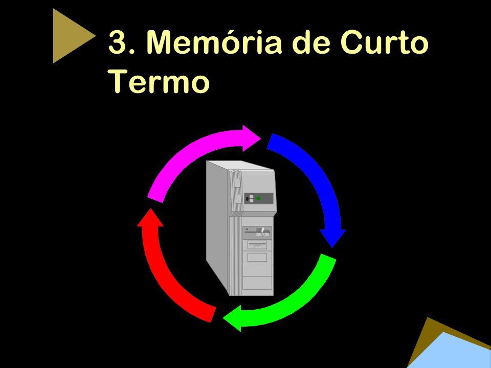 3. Memória de Curto Termo