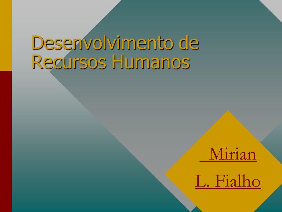 Desenvolvimento de Recursos Humanos