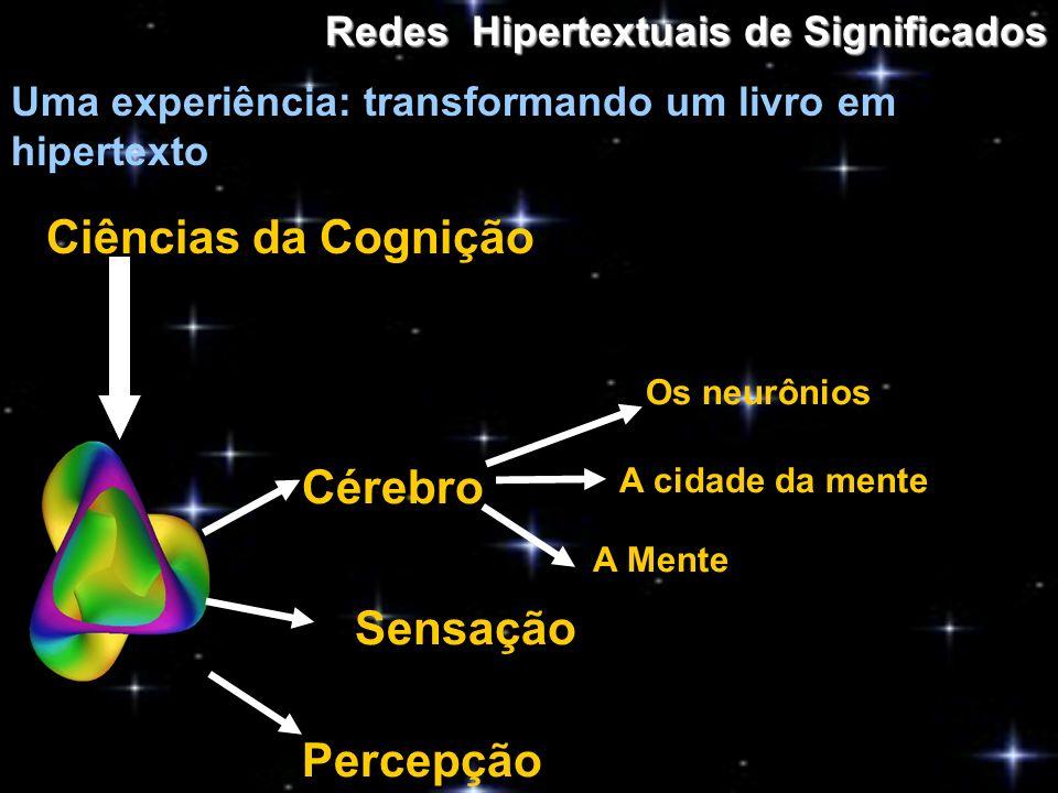 Ciências da Cognição Cérebro Sensação Percepção
