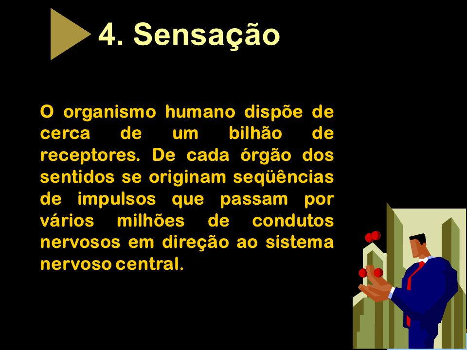 4. Sensação