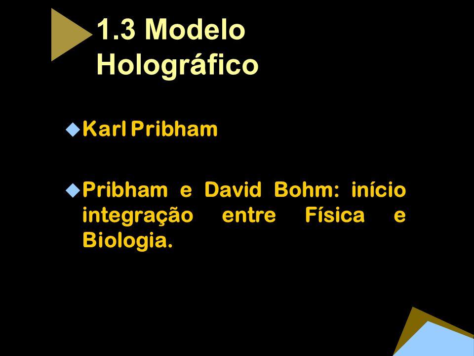 1.3 Modelo Holográfico Karl Pribham