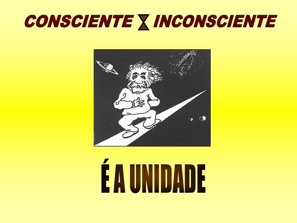 CONSCIENTE INCONSCIENTE É A UNIDADE