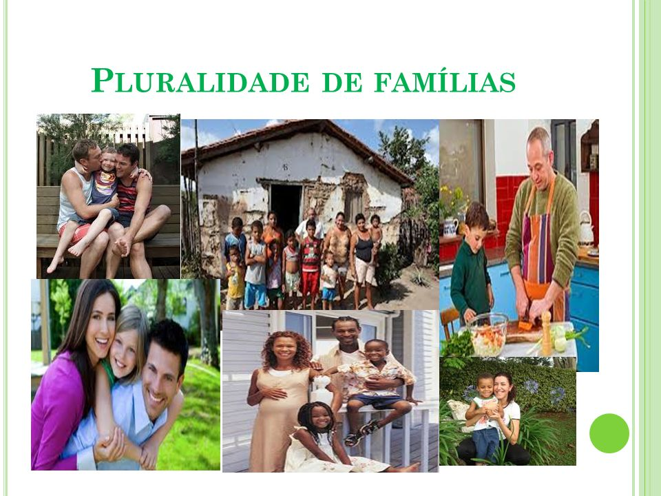 Pluralidade de famílias