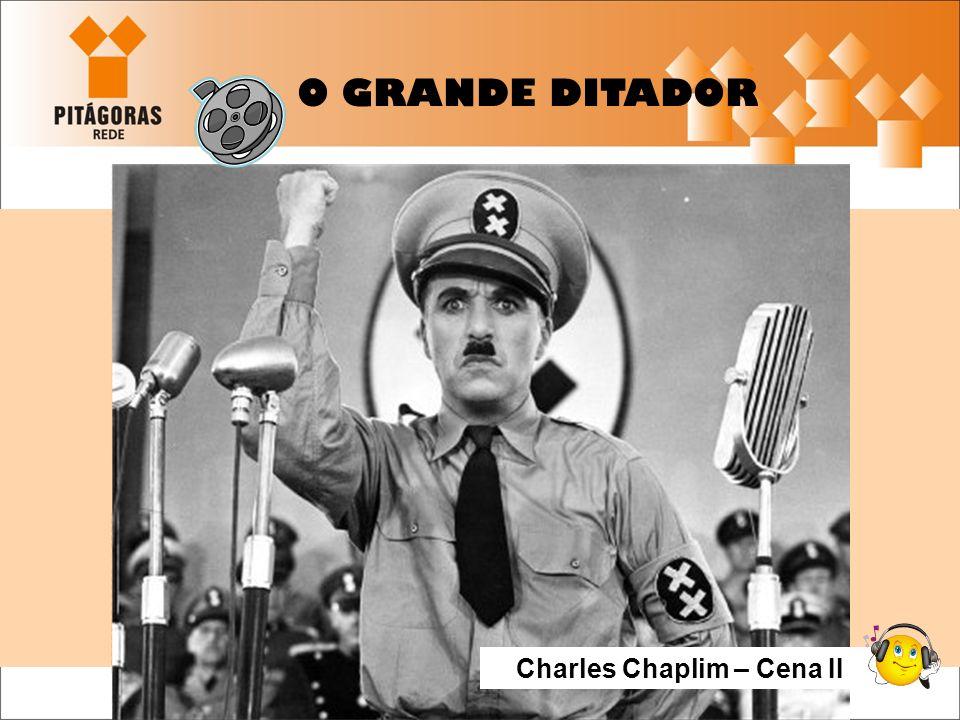 Charles Chaplim – Cena II