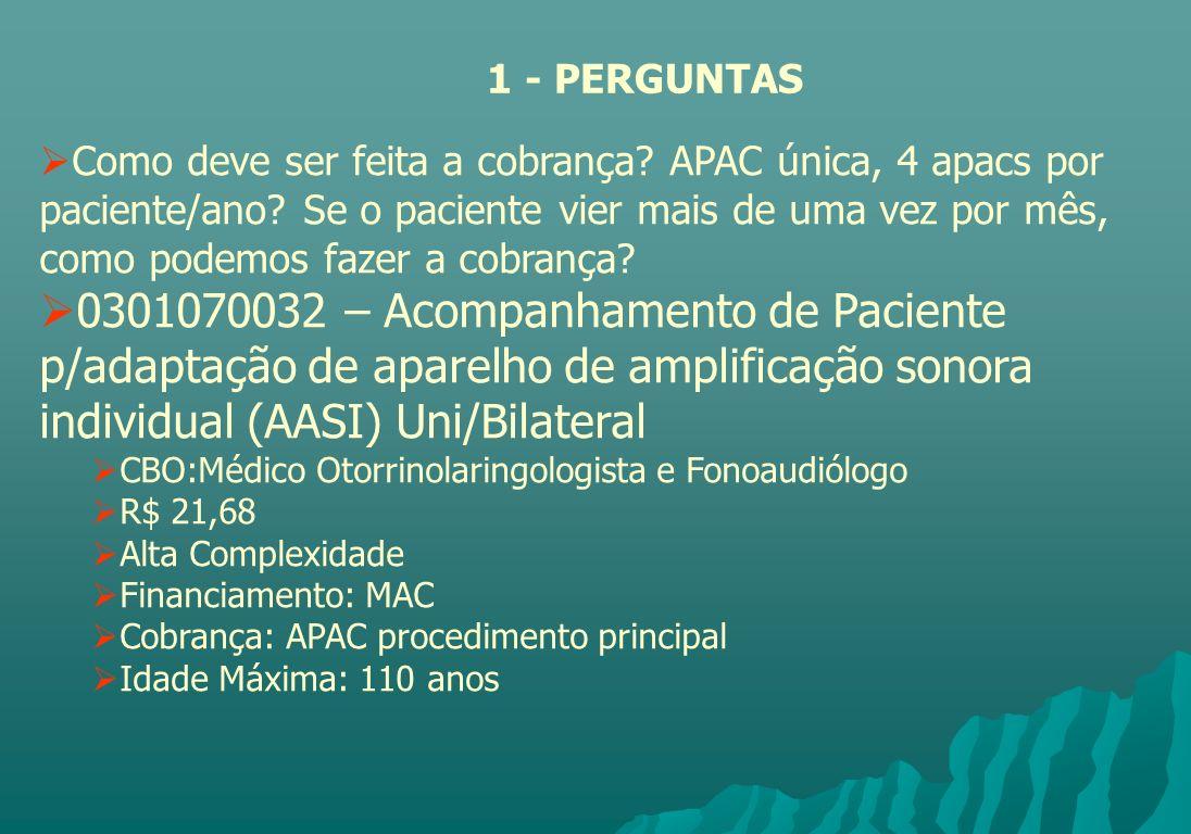 1 - PERGUNTAS