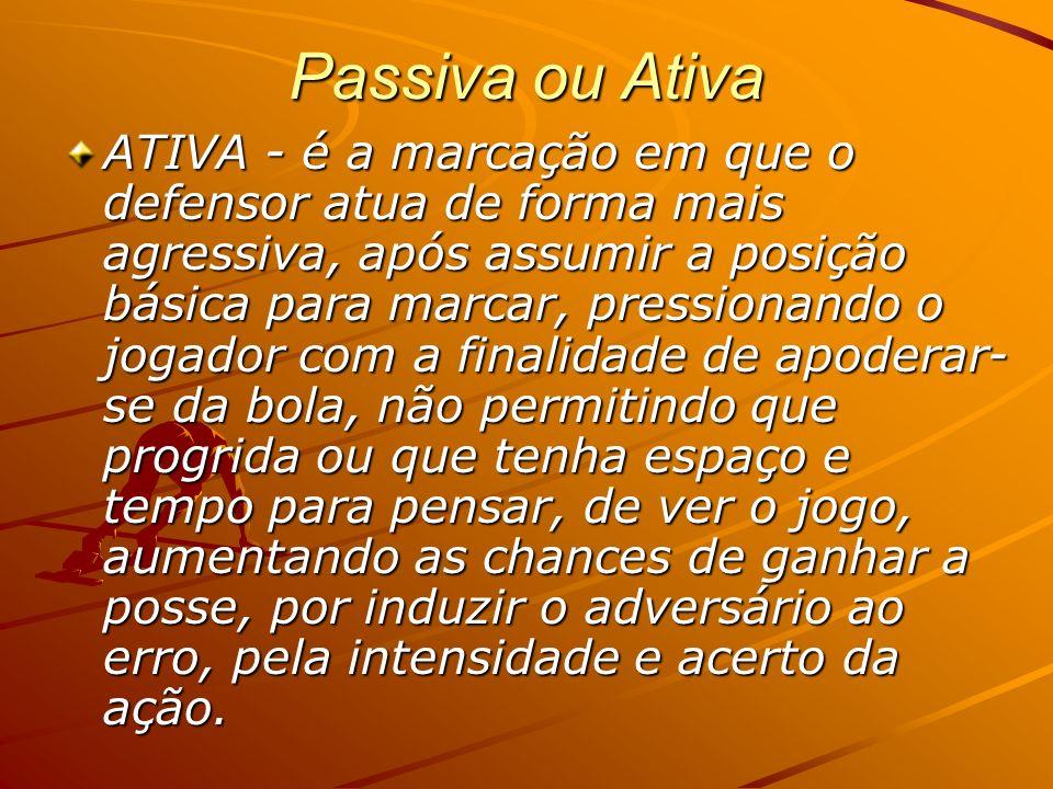 Passiva ou Ativa
