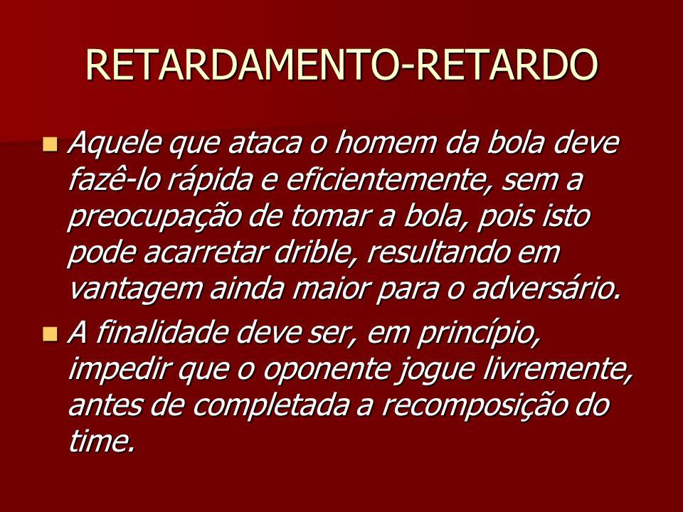 RETARDAMENTO-RETARDO