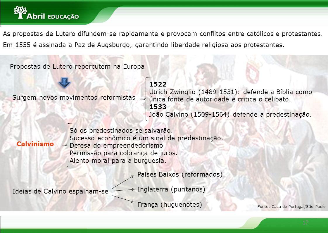 Fonte: Casa de Portugal/São Paulo