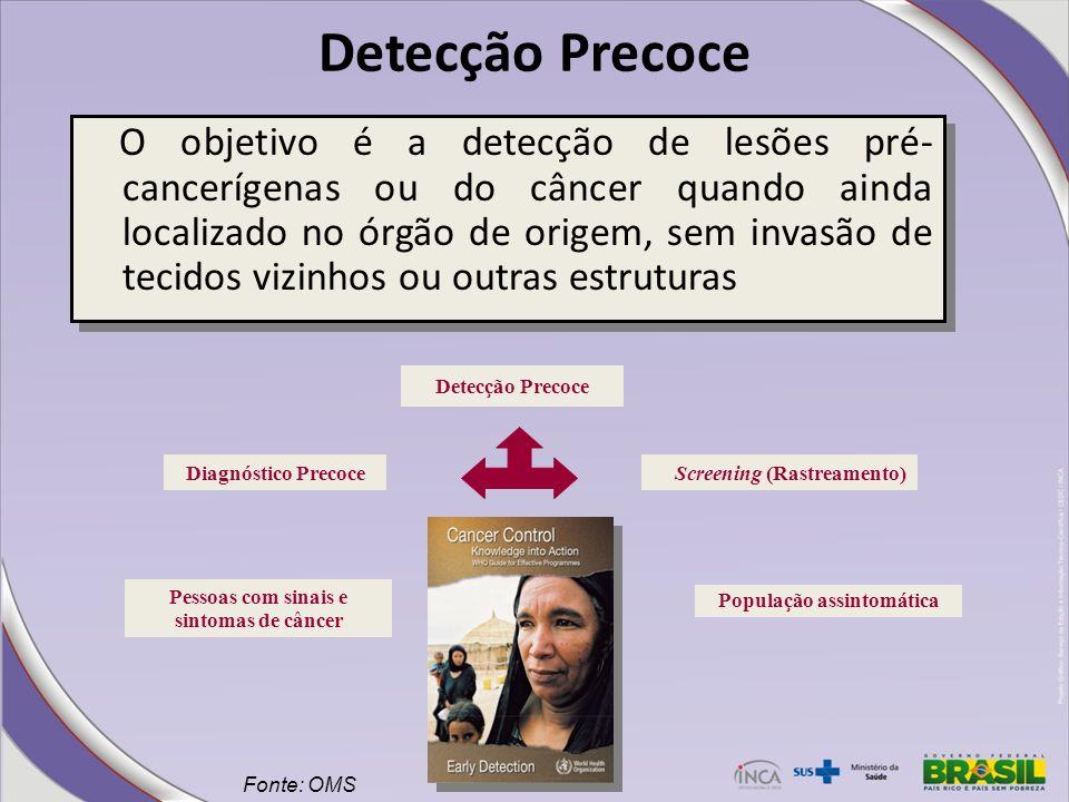 Detecção Precoce