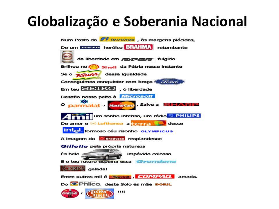 Globalização e Soberania Nacional