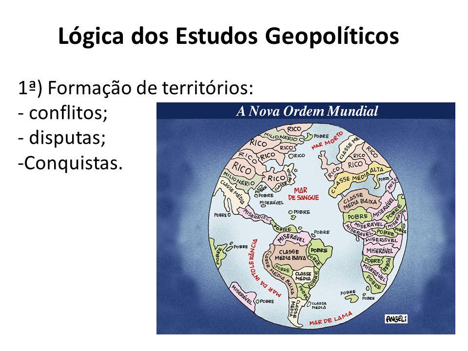 Lógica dos Estudos Geopolíticos
