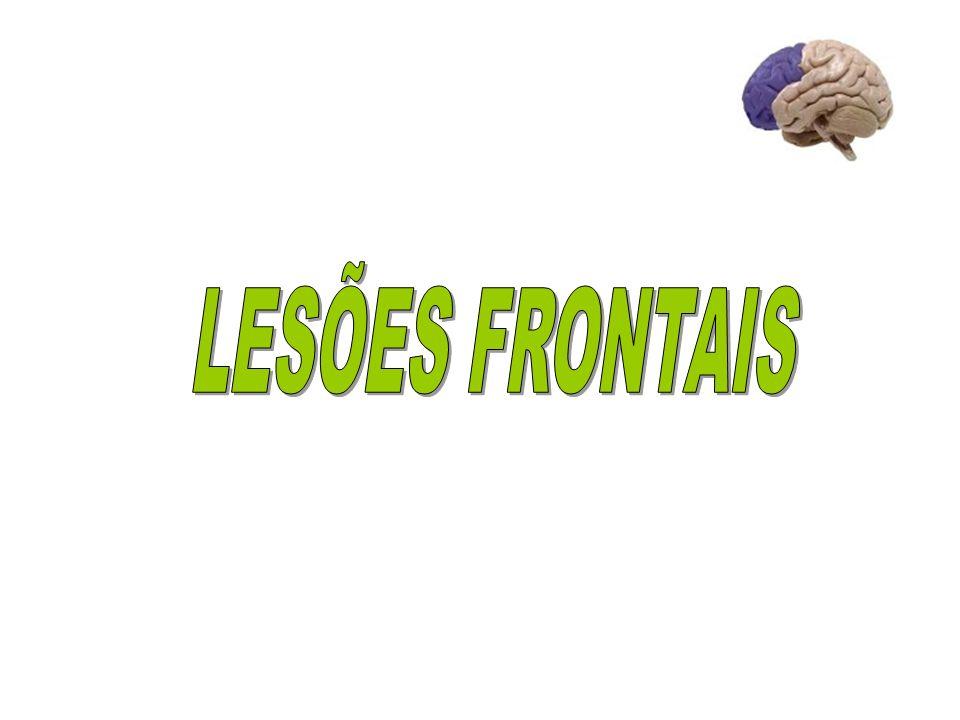LESÕES FRONTAIS