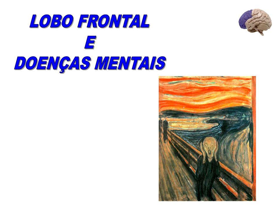 LOBO FRONTAL E DOENÇAS MENTAIS