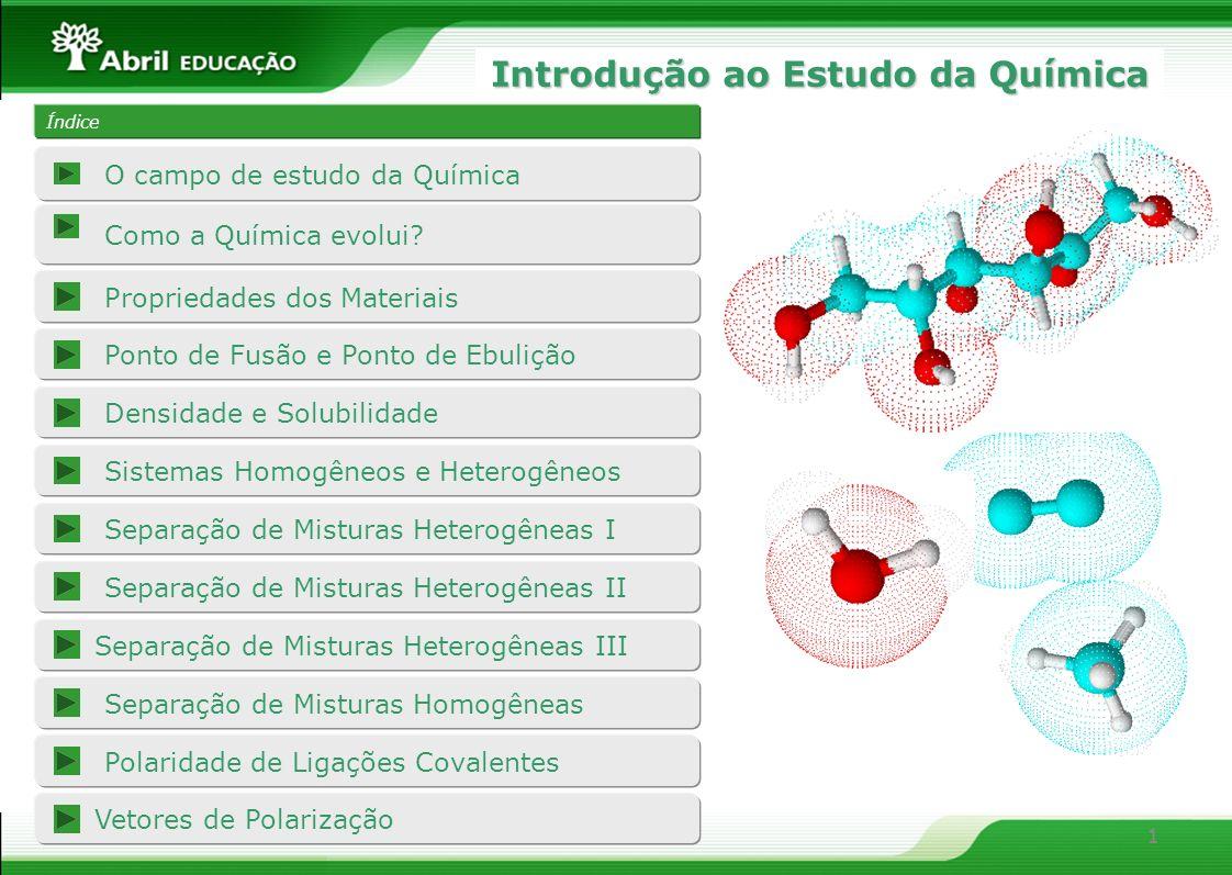 Introdução ao Estudo da Química