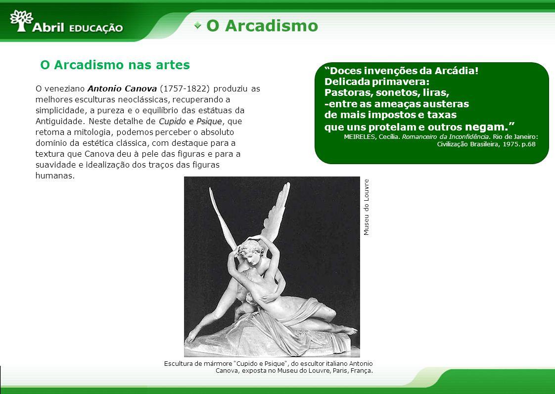 O Arcadismo O Arcadismo nas artes Imagem 45130352 Pág. 38