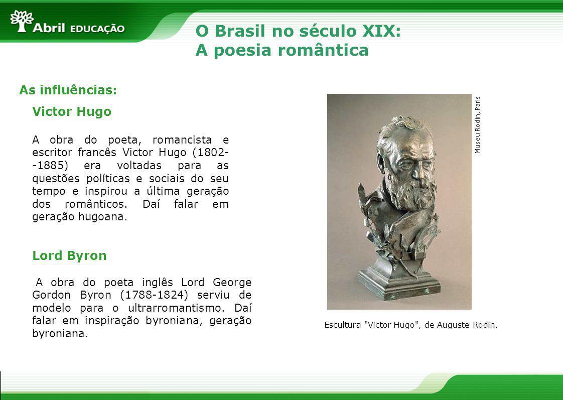 Escultura Victor Hugo , de Auguste Rodin.